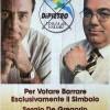 De Gregorio e Di Pietro: il manifesto elettorale. Per non dimenticare
