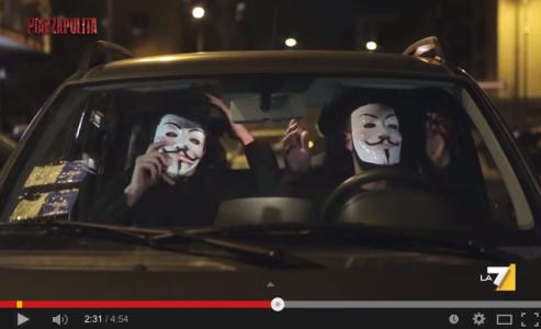 Qualcuno vota 5 stelle, il nuovo video del Terzo Segreto di Satira, per Piazza Pulita