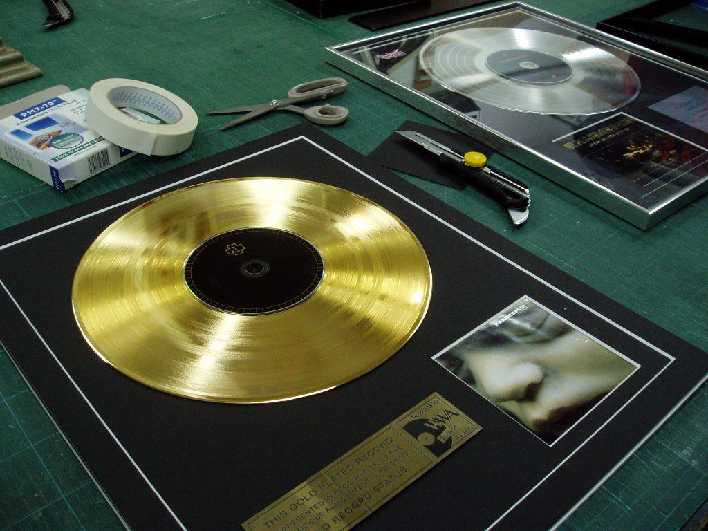 disco oro francia: