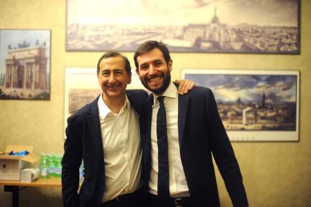 Pietro Raffa Beppe Sala